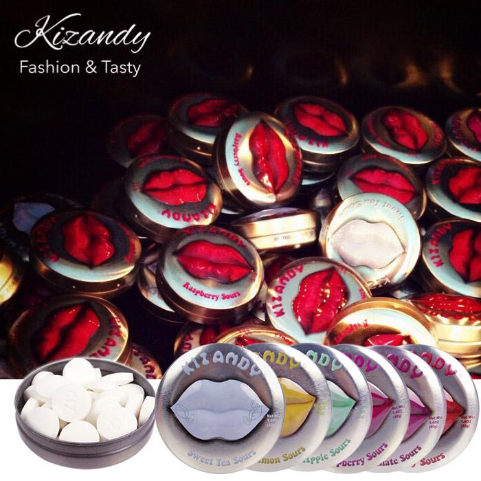 美國 Kizandy 香吻 繽紛觸電糖 35g 進口/零食/糖果【REJE567C】