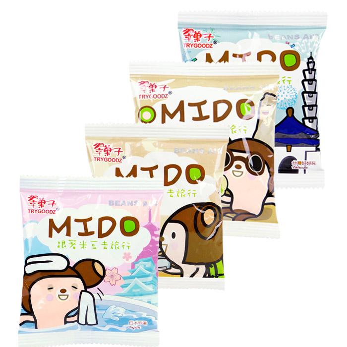 翠果子 MIDO 航空米果 經濟艙 15g 團購/零食/餅乾【REJE401C】
