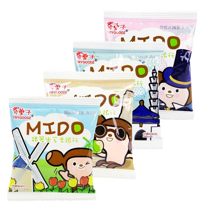 翠果子 MIDO 航空米果 頭等艙 17g 團購/零食/餅乾 上野物產【REJE399C】
