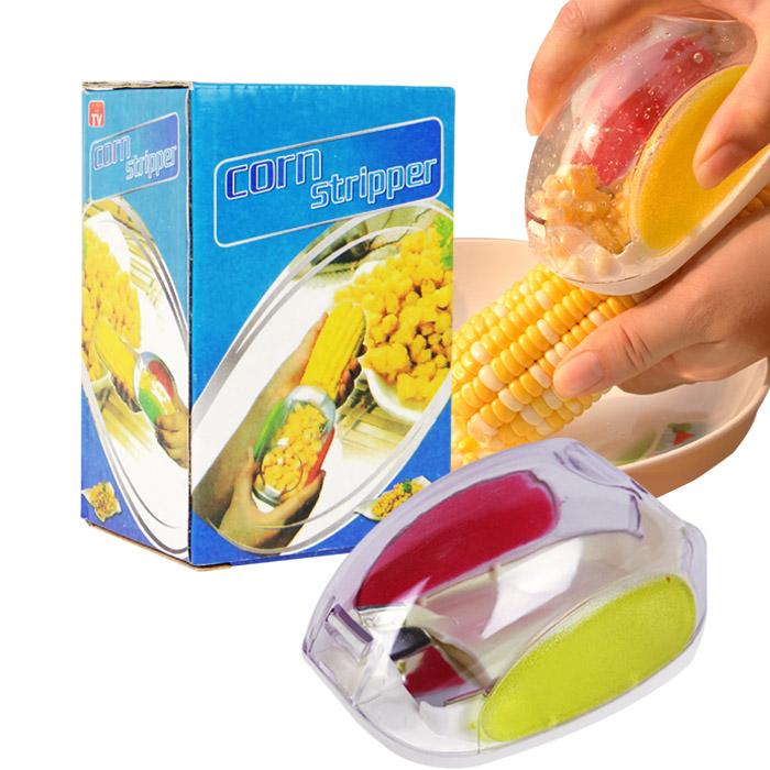 Corn Stripper滑鼠造型刨/玉米剝削粒器/剝玉米器 乙入 隨機出貨不挑款/色【RSOTJ16P】
