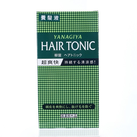 柳屋 雅娜蒂 HAIR TONIC 清爽型 養髮水(養髮液) 240ml【RJYA021C】