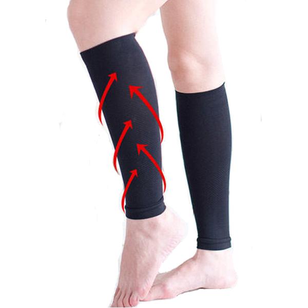 消蘿蔔升級版420D纖塑小腿襪套【RBF0009C】