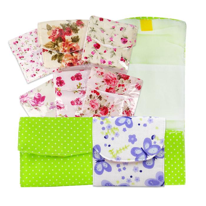 方便攜帶衛生棉袋/衛生棉包 乙入 隨機出貨不挑款/色【ROLI162C】