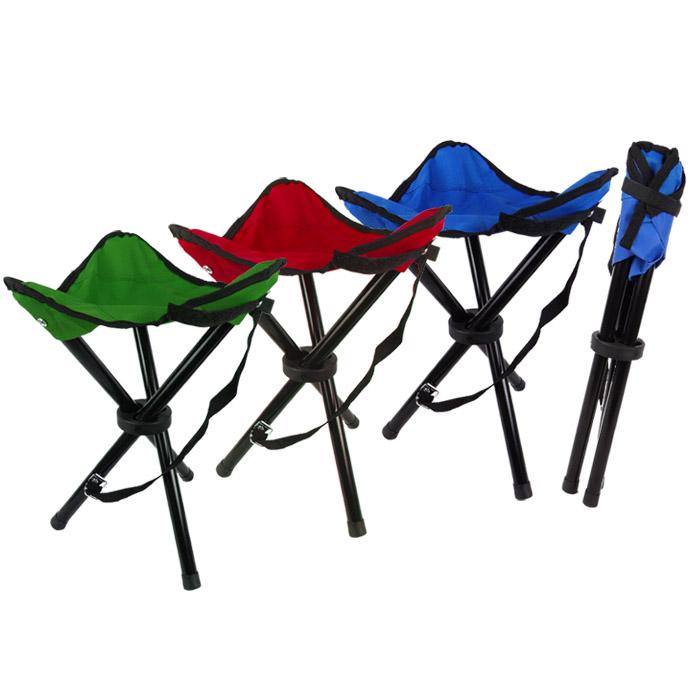 輕便帆布三角折疊椅/露營童軍椅 乙入 隨機出貨不挑款/色【ROLI186C】