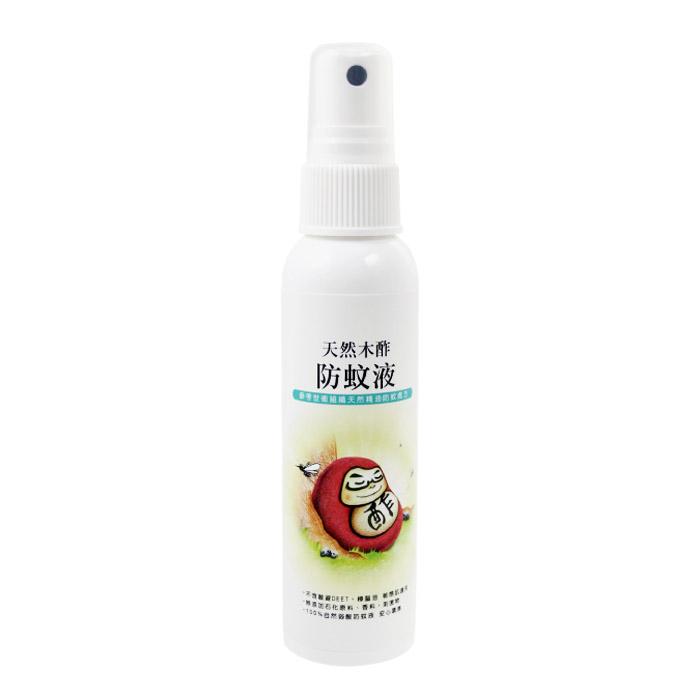 【任選2件239】木酢達人 天然木酢防蚊液 60mL【RTDA015C】