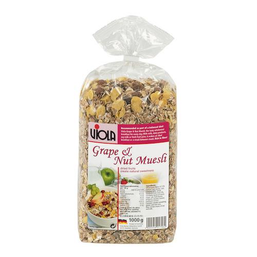 [VIOLA 麥維樂] 德國葡萄堅果穀片 (1000g/包)