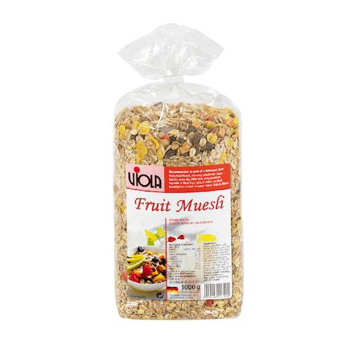 [VIOLA 麥維樂] 德國水果穀片 (1000g/包)