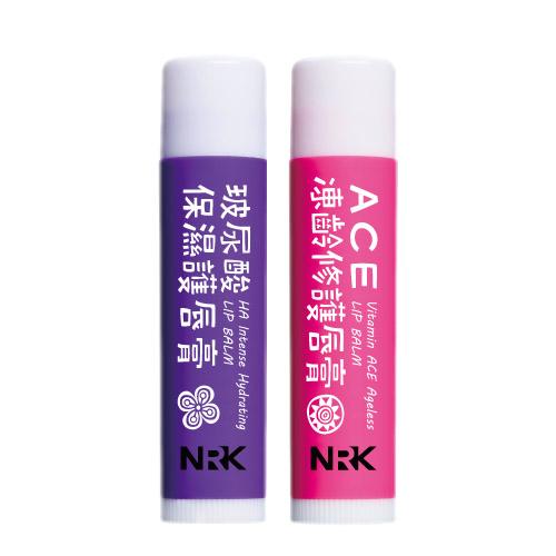 NRK 修護抗皺全效護唇膏組 4.5g╳ 2入【RTNR032C】