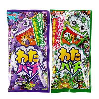 日本 Meiji 明治 棉花跳跳糖 12g 葡萄/團購/零食/糖果【REJE715C】