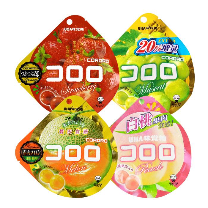 日本 UHA 味覺糖 酷露露Q糖 40g 進口/團購/零食/糖果【REJE718C】