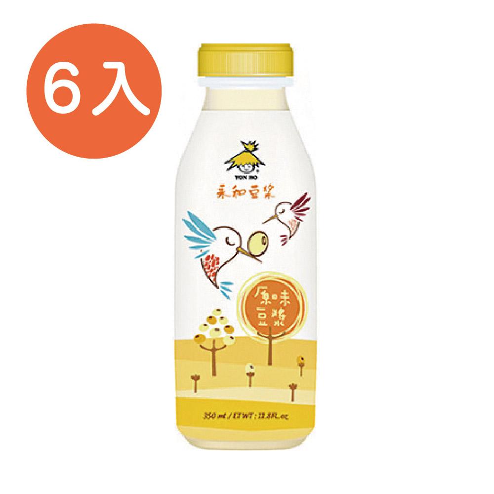 [永和豆漿] 瓶裝好攜帶 ~ 豆漿 (6瓶/組)