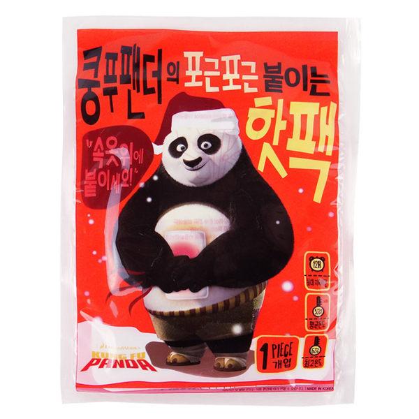 韓國DreamWorks夢工廠功夫熊貓系列貼式暖暖包乙入50g【ROKE808C】