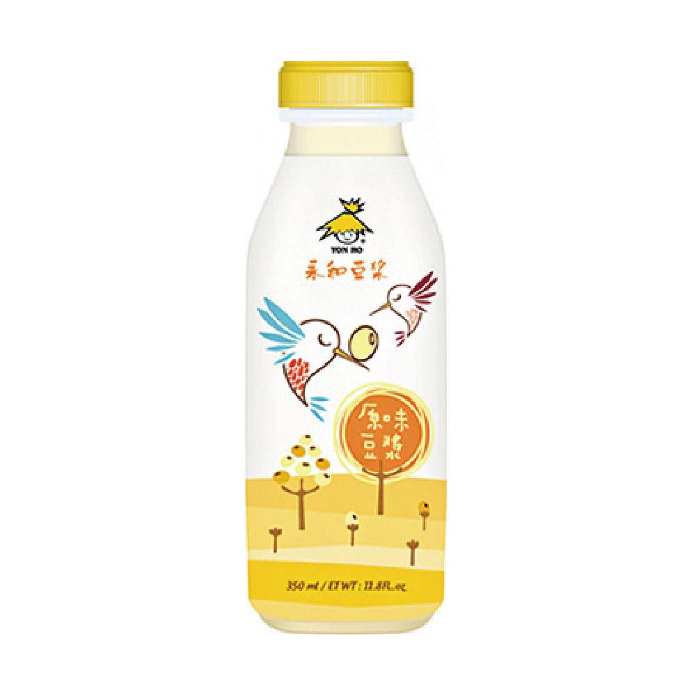 [永和豆漿]豆漿(350ml/瓶)