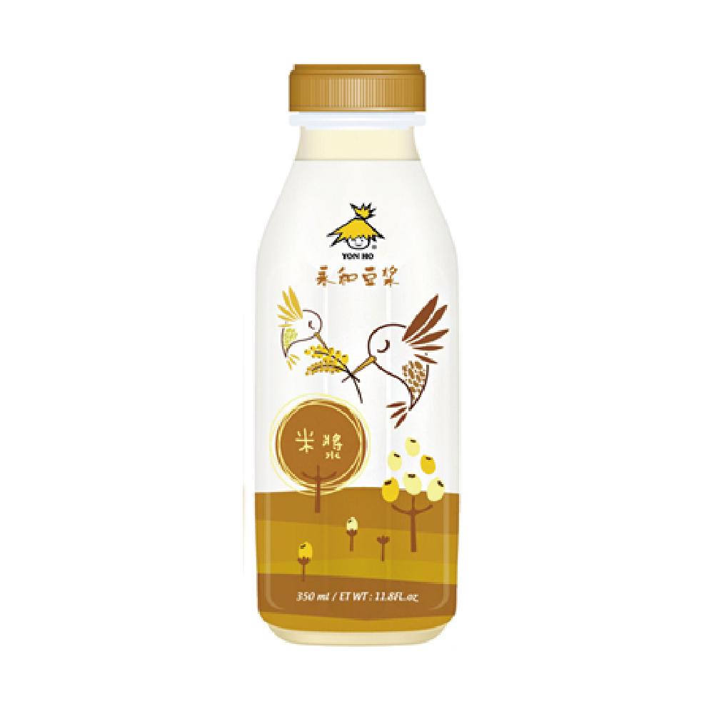 [永和豆漿]米漿(350ml/瓶)