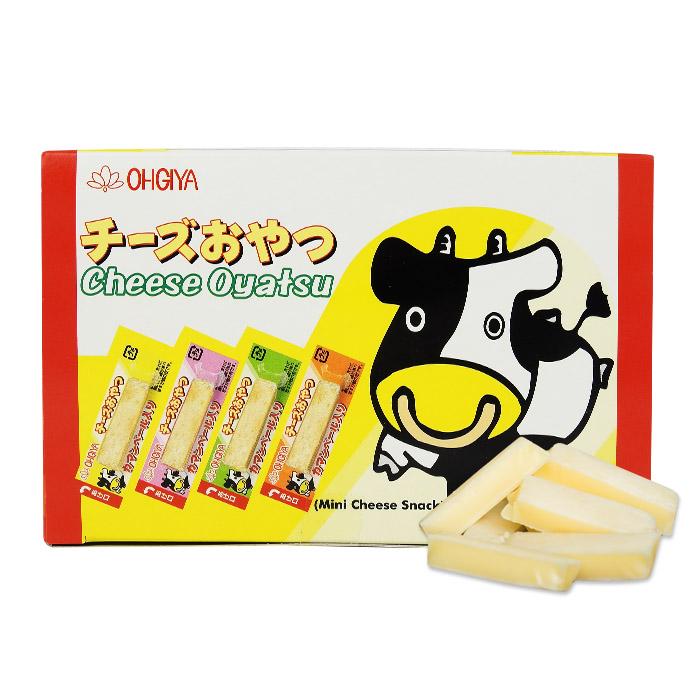 日本OHGIYA扇屋加曼貝爾點心起司67.2g進口/團購/零食/餅乾【REJE762C】