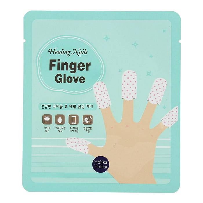 韓國HolikaHolika營養點點修護指甲膜10指入/包護手【RKHH052C】