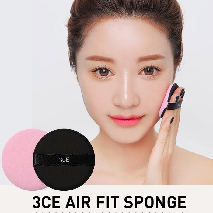 韓國3CE(3CONCEPTEYES)空氣感雙色粉撲【RKST153C】