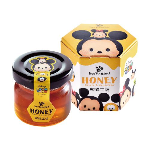 (售完)[蜜蜂工坊]迪士尼tsum tsum蜂蜜 - 米奇米妮 (50g/罐)