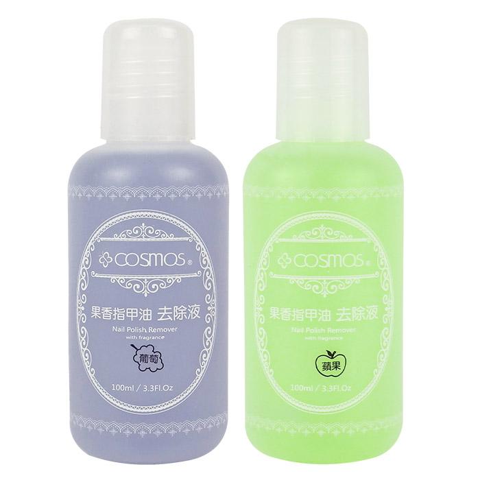 COSMOS 果香指甲油去除液/調和液【ROCO109C】