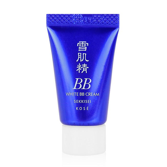 日本 KOSE 高絲 雪肌精 防護淨白BB霜 SPF40 PA+++ 6g【RJKO239C】