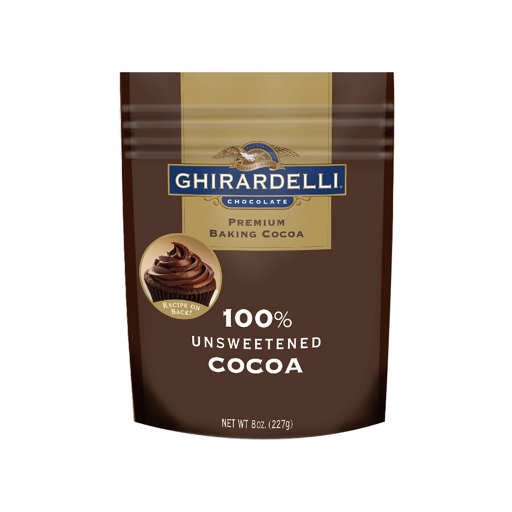 [鷹牌 Ghirardelli] 無糖可可粉 (298g/袋)
