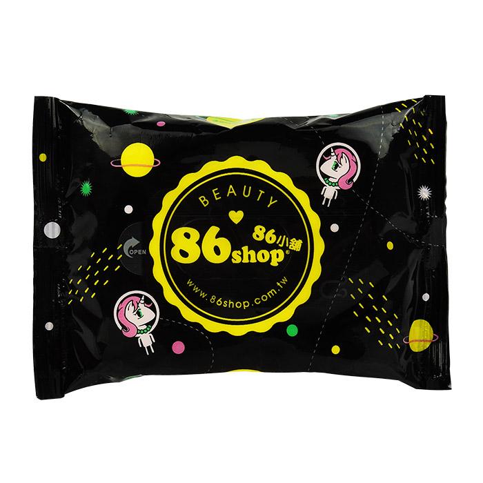 86 星球潔膚濕紙巾 乙包入(20抽)【SHAC054C】