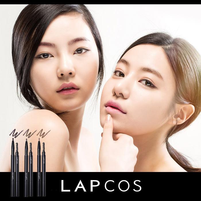 韓國 LAPCOS 好上手持久顯色旋轉眉筆1g 三色可選【RKLA012C】