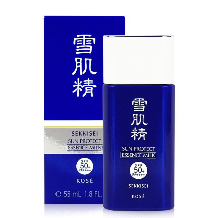 日本 KOSE 高絲 雪肌精 極效輕透防曬乳N SPF50+ PA++++ 55mL(60g) 臉部/身體用【RJKO260C】