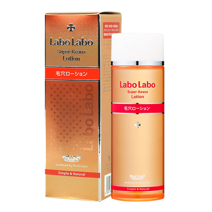 LaboLabo 城野醫生 零毛孔緊膚化粧水-2倍增量 200mL【RJJE860C】