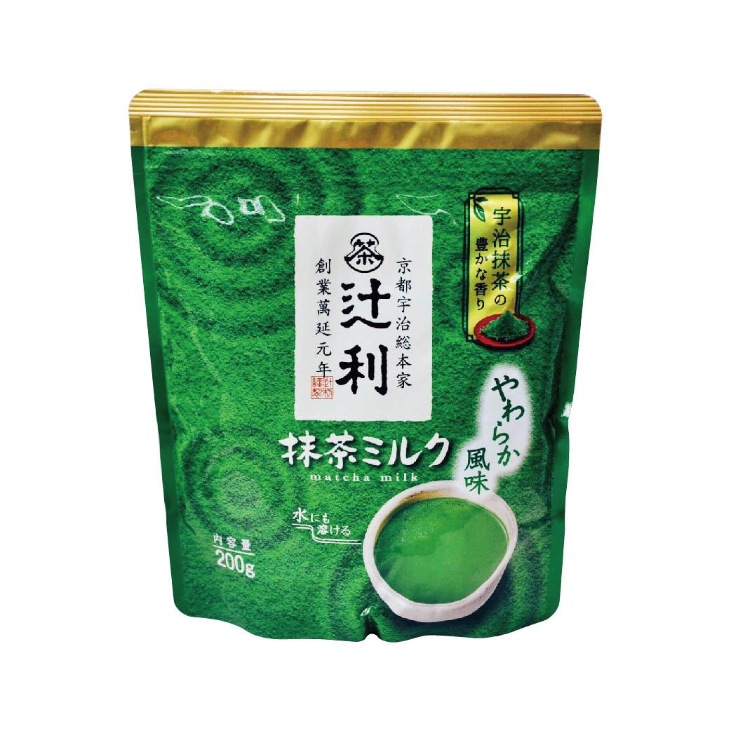 [日本 片岡]  辻利抹茶牛奶粉 (200g/袋)