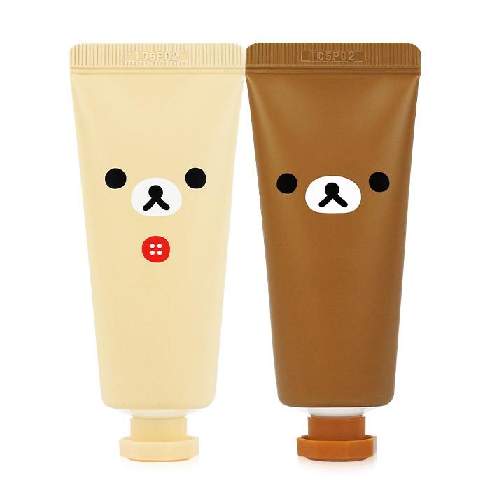 韓國 Apieu╳Rilakkuma 拉拉熊香水護手霜 35mL 時尚魅力-槴子花【RKAP112C】