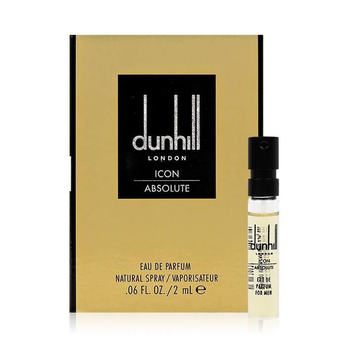 DUNHILL ICON ABSOLUTE 經典男性淡香精(針管小香) 2mL【REOT047C】