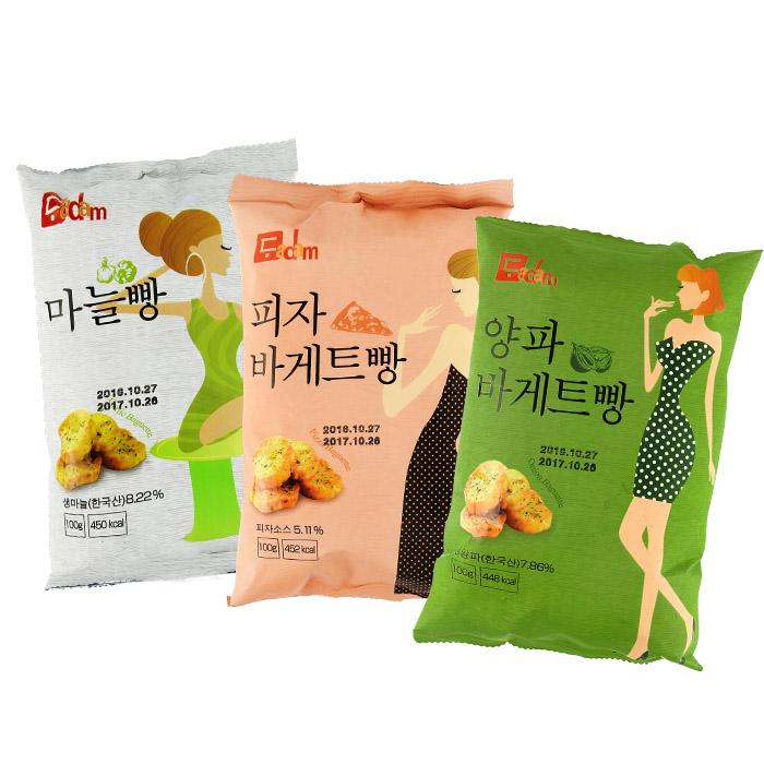 【任選3件149】韓國 Dadam 法式流淚小吐司 100g 進口/團購/零食/餅乾【REJE856C】