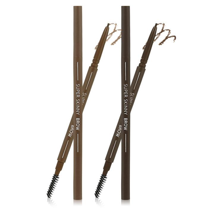 韓國 MISSHA 極細眉筆 0.07g 自然棕色/深棕色【ROKA027C】