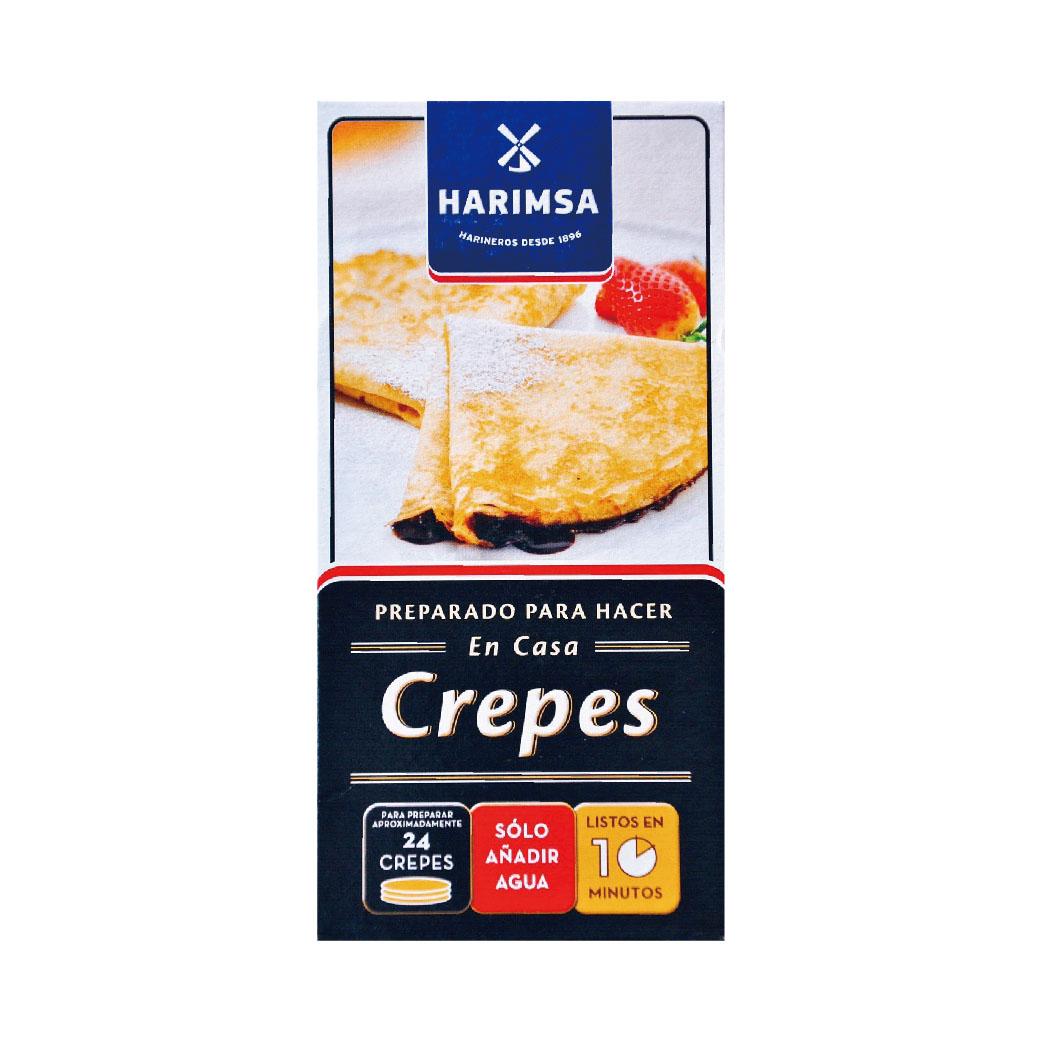[西班牙HARIMSA藍磨坊]法式可麗餅預拌粉(500g/盒)