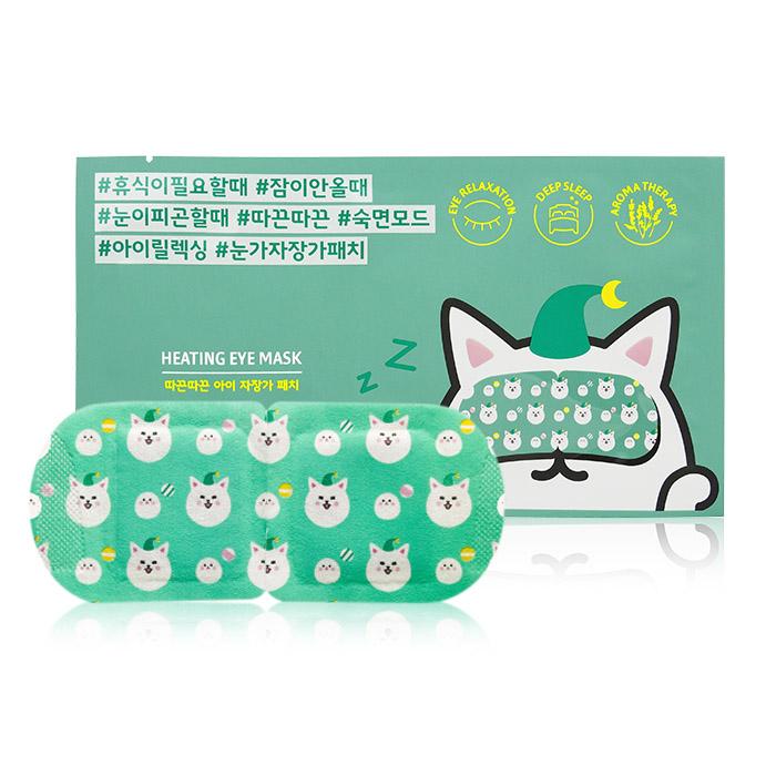 韓國 ETUDE HOUSE 膜幻SOS 閉目養神暖暖護眼膜 單片入【ROET288C】