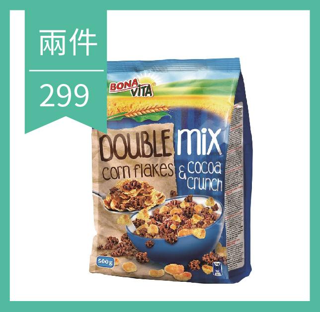 [捷克 BONAVITA] 可可酥脆穀物&玉米片 (500g/包)