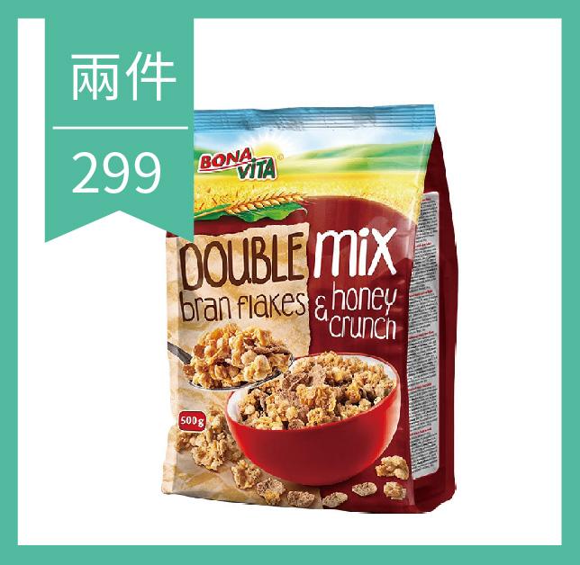 [捷克 BONAVITA] 蜂蜜酥脆穀物&脆片 (500g/包)