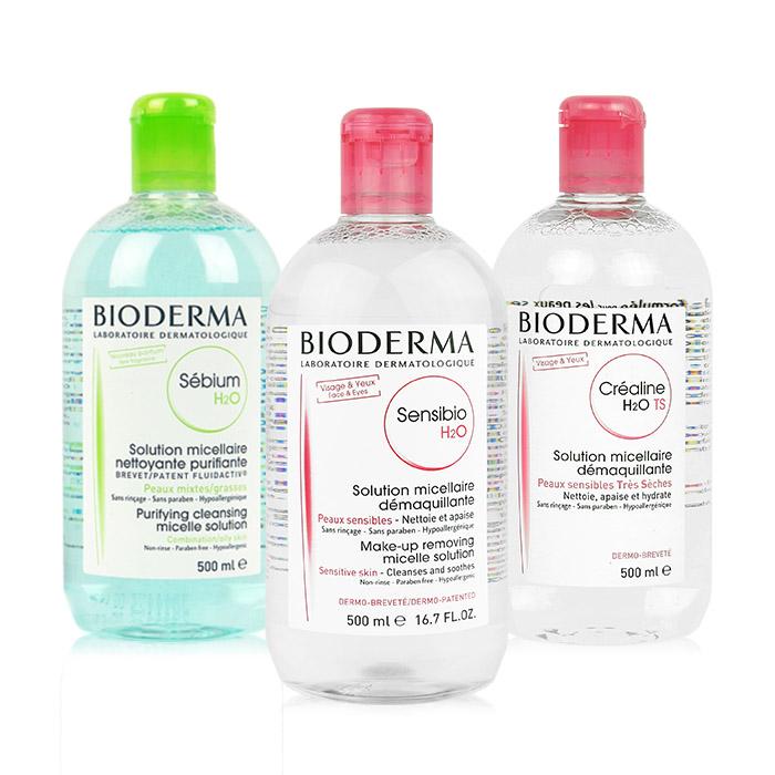 BIODERMA 高效潔膚水 500mL【RFBM002C】女人我最大推薦商品