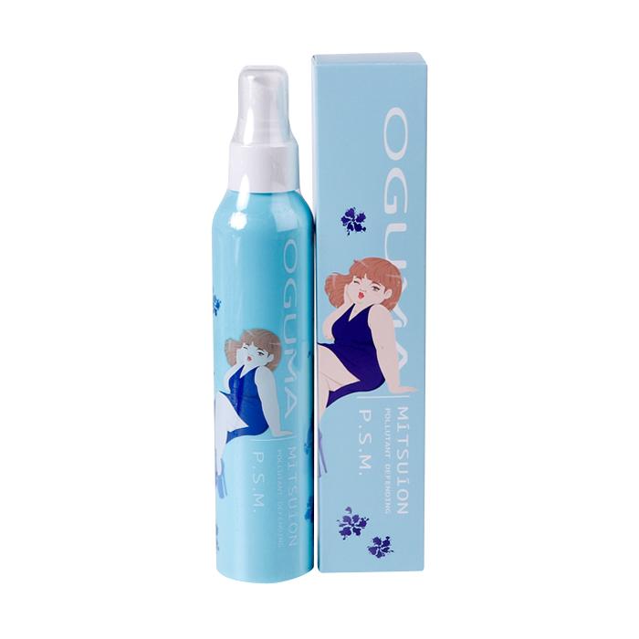 OGUMA AquaKey水美媒1.7.3保濕噴霧/化妝水 160ml【RTJE141C】