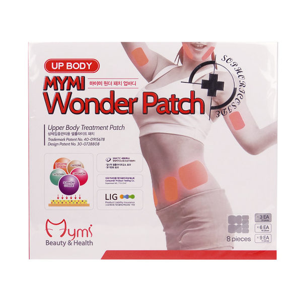 韓國 MYMI Wonder Patch 驚奇美形貼片 24貼片/盒【ROKE432C】