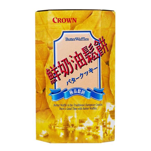 韓國 Crown 鮮奶油鬆餅 142g 進口/團購/零食/餅乾【REJE260C】