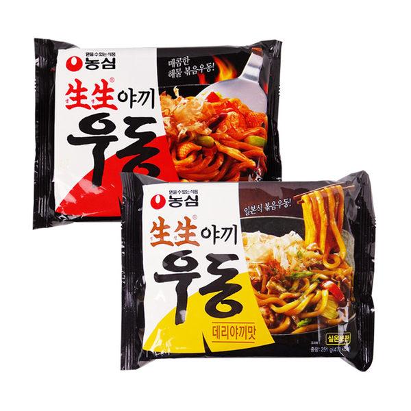 韓國 農心 生生乾燒烏龍麵 251g 單包入 進口/團購/泡麵/沖泡【REJE292C】