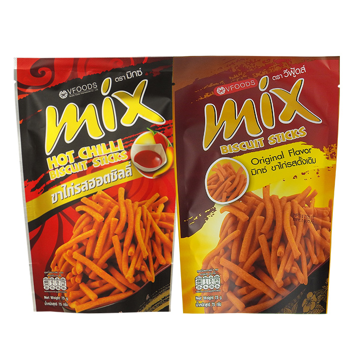 泰國 MIX 忍味條 75g 進口/團購/零食/餅乾【REJE297C】