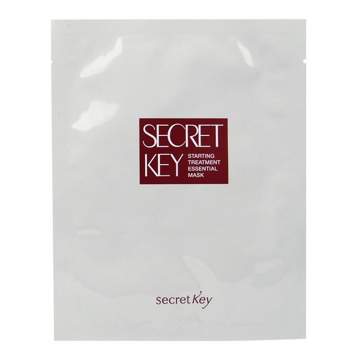韓國 SECRET KEY 酵母神仙水精華面膜 30g 單片入【RKSK012C】