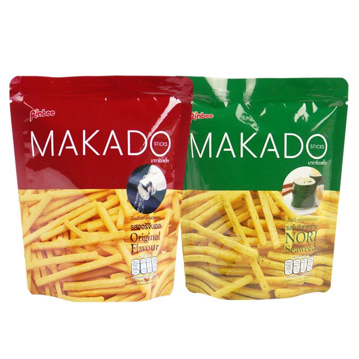 泰國 MAKADO 麥卡多薯條 27g 進口/團購/零食/餅乾【REJE426C】