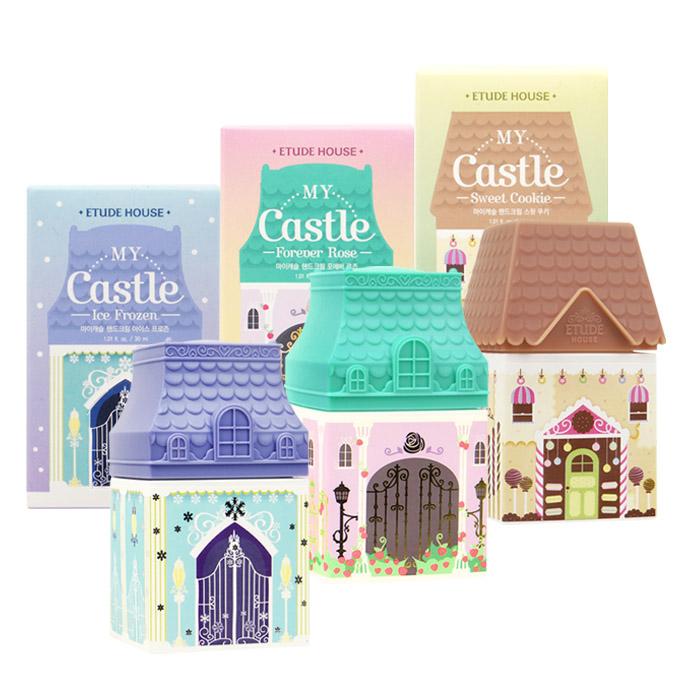 韓國 ETUDE HOUSE 童話夢境 城堡護手霜 30mL 3款可選【ROET147C】