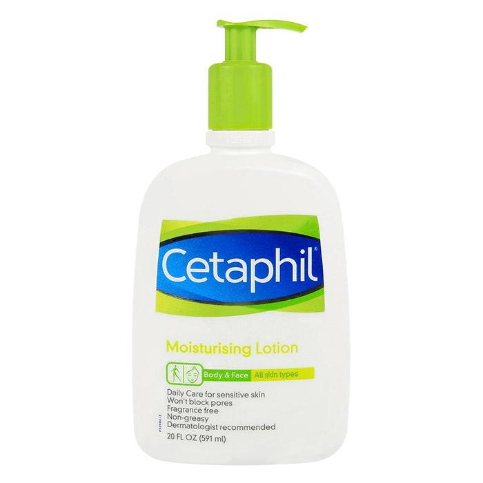 CETAPHIL 舒特膚 溫和乳液 20OZ【RACE006C】