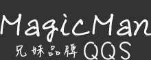 素面T 半袖寬松情侶裝(QJ0327)★Magicman兄妹品牌QQS★預購
