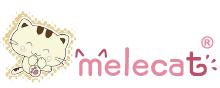 Melecat咪樂貓可愛有禮貌貓咪零錢收納包【HOZ-987】